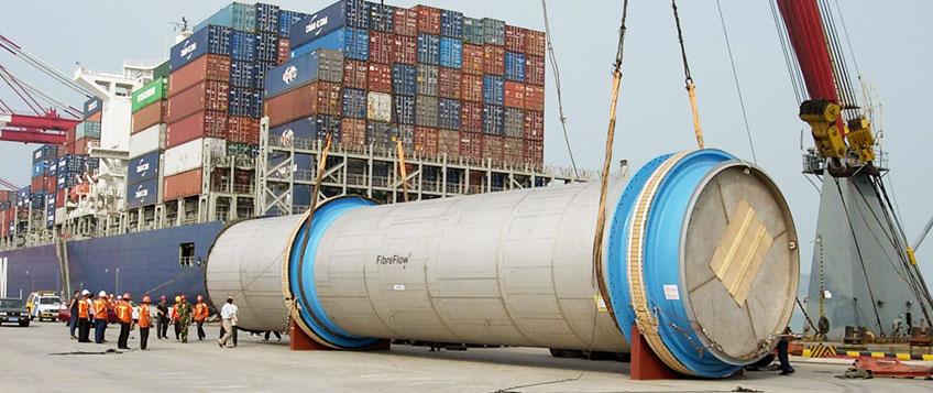 Dịch vụ vận chuyển hàng dự án hàng đầu Việt Nam